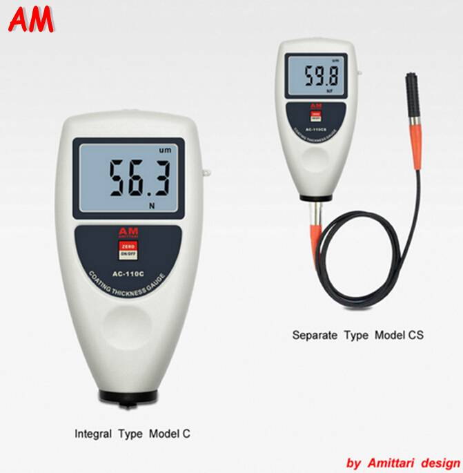 amittari Coating Thickness Gauge AC-110C/CS