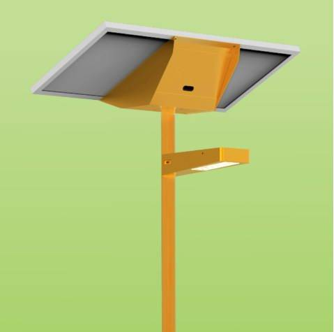 20W LED Solar Garden Light, IP65, Portable, 3years Guarantee