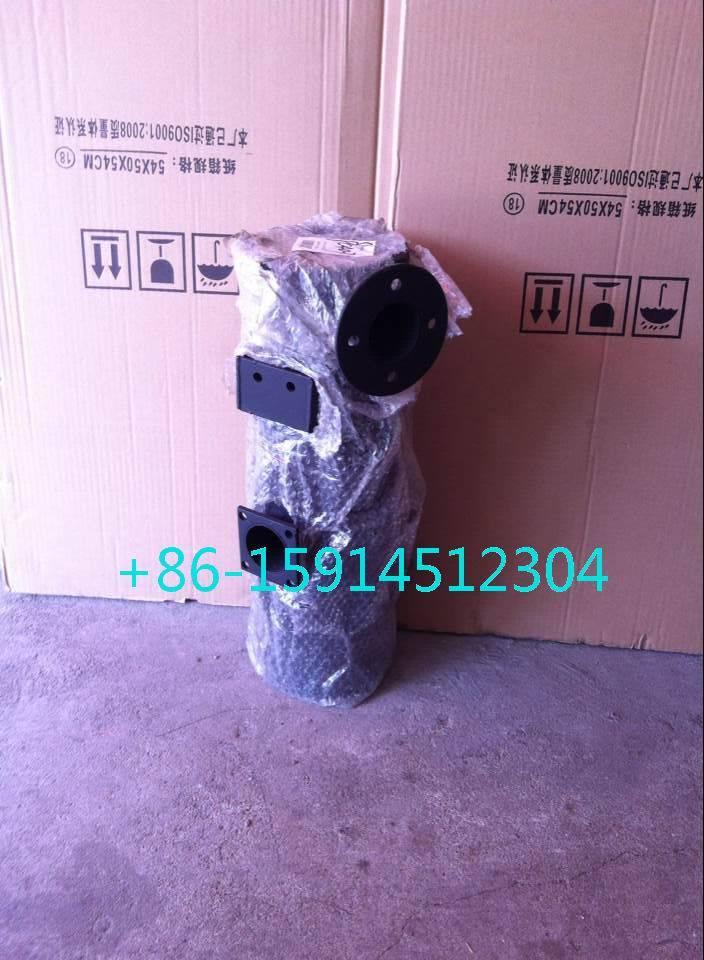 6138825561 komatsu PC40-7 muffler with tube