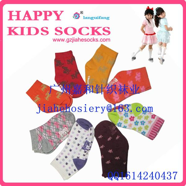 Non Slip sock for child/child sock wholesale/sock kid