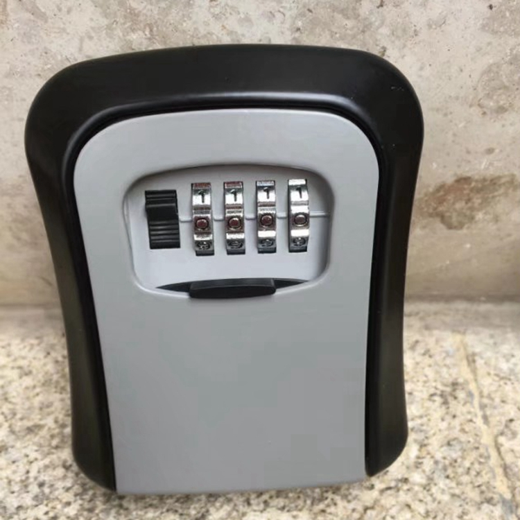 High Quality 4 Digit Real Estate Combination Lock Box Storage Keys safe Box