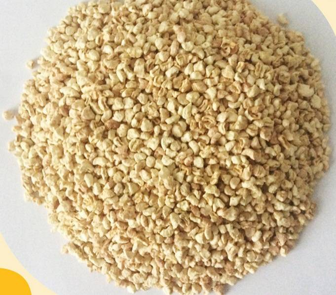 corncob granule for polishing