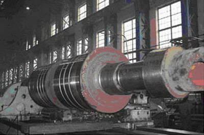 1000MW low pressure rotor