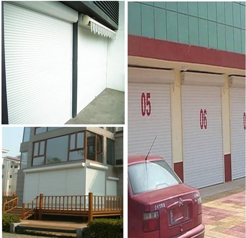 Energy Saving shutter door