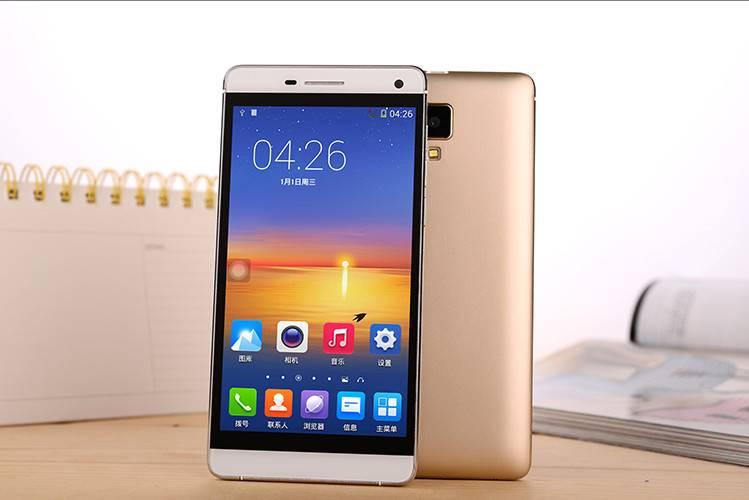 Dual Sim GSM WCDMA Ultra Slim Thin 3G mobile smartphone