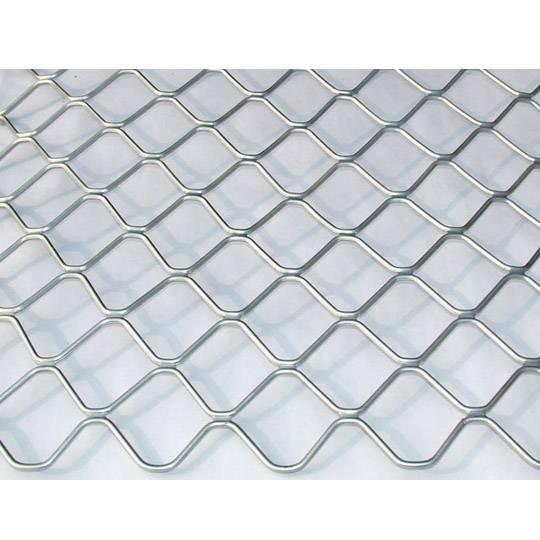 Aluminum guarding mesh