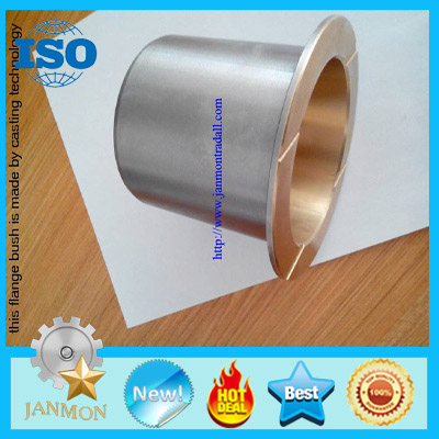 Flanged bimetal bushings,Flanged bimetal bushes,Flanged bimetal bush,Bimetal flange bushings,Bimetal