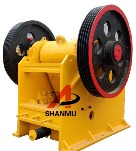 SHANMU Jaw Crusher PE600x900 PE750x1060