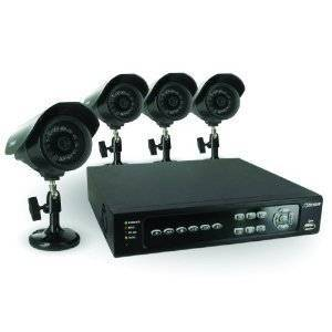 Defender SN500-4CH-002 Feature-rich 4 Channel H.264 DVR Security System