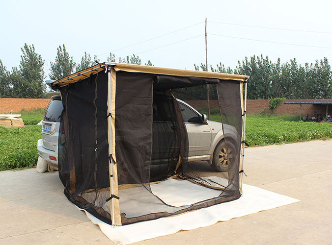 Car Awning Mesh Room For Camping CA01