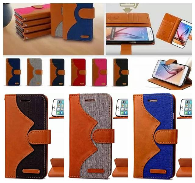 Flip Cover Case 14, Cell phone Flip Leather Protective Cases for HTC, OnePlus, Oppo, Vivo, Gionee...