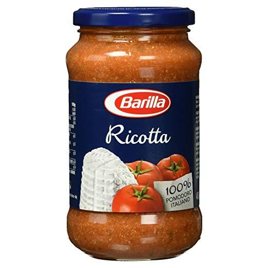 Pastasauce Ricotta - Ricotta-Sauce 1 Glas (1x400g)
