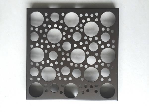 perforated aluminum panel