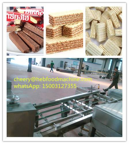 food factory cheap wonderful design wafer machine