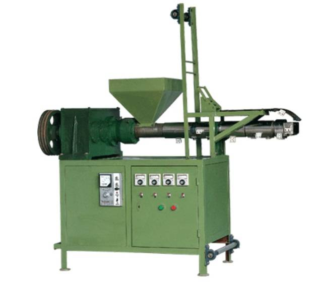 Weatherstrip coating machine