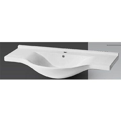 PIERRO Ceramic wash basins