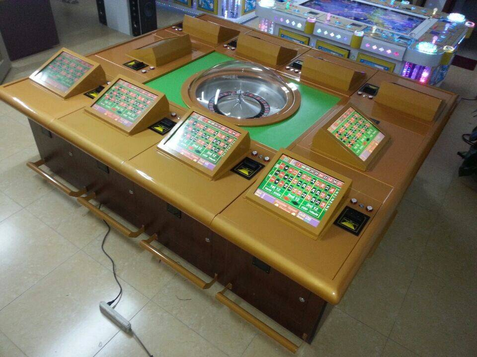Roulette Machine Factory Price Electronic Casino Roulette Tables Machine for Sale Widely Welcomed MT