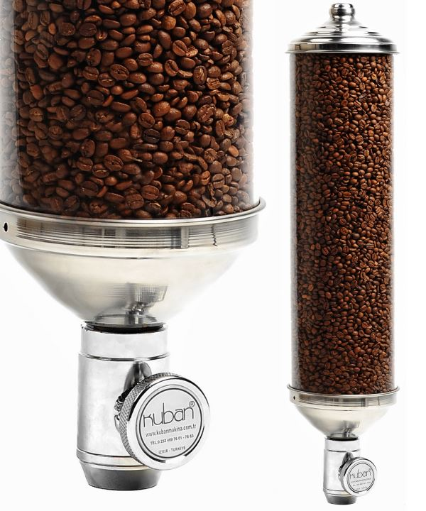 PSS90 CYLINDRIC COFFEE SILO
