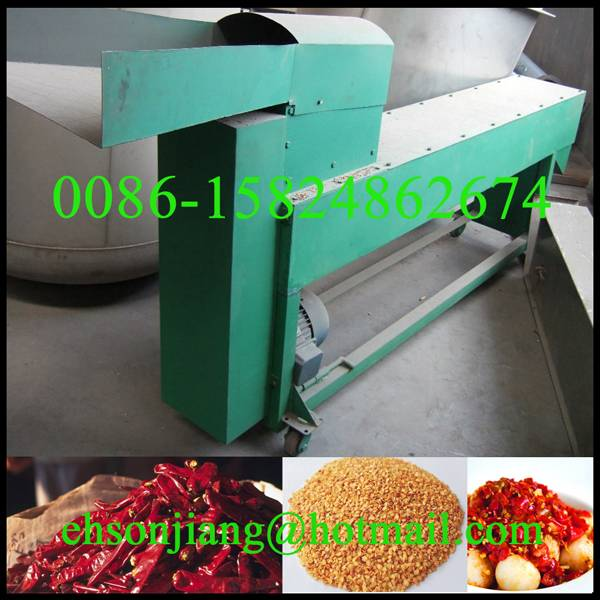 Hot Selling Pepper Seeds Removing Machine