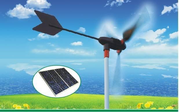 hot sale 2kw wind turbine HAWT wind generator