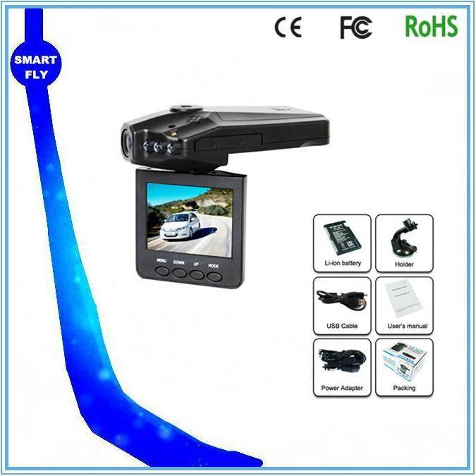 Cheapest car dvr gift promotion hottest camera factory