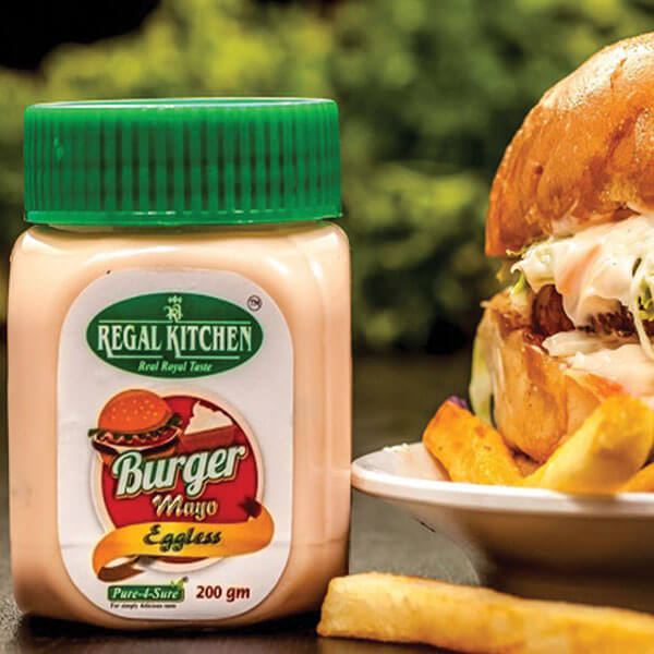 Burger Mayonnaise - 200gm