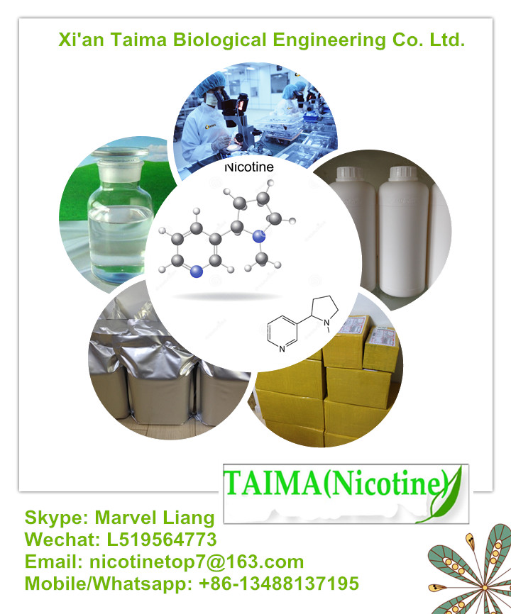Xi'an Taima 99.99% USP Grade Liquid Nicotine