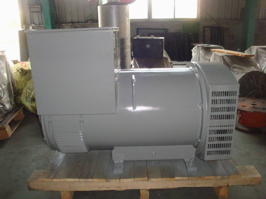 120kW Marathon Alternator Model Number MP-120-4 Three Phase Single Bearing 50Hz