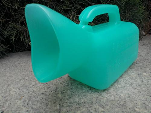 professional manufacturer of medical consumables high quality disposable adults urinal