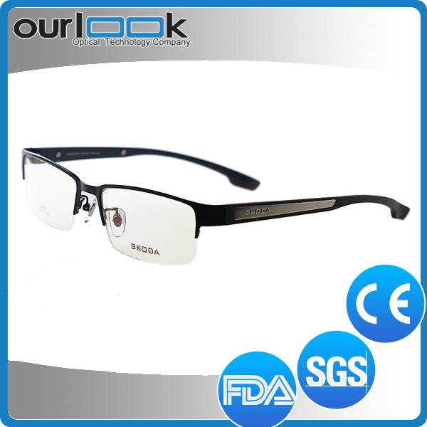 Top Quality Titanium Anti Blue Light Prescription Eyewear Frames