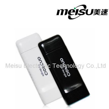 Smart TV Dongle Android4.2 Rk3066 1GB Dual Core (ATD03)