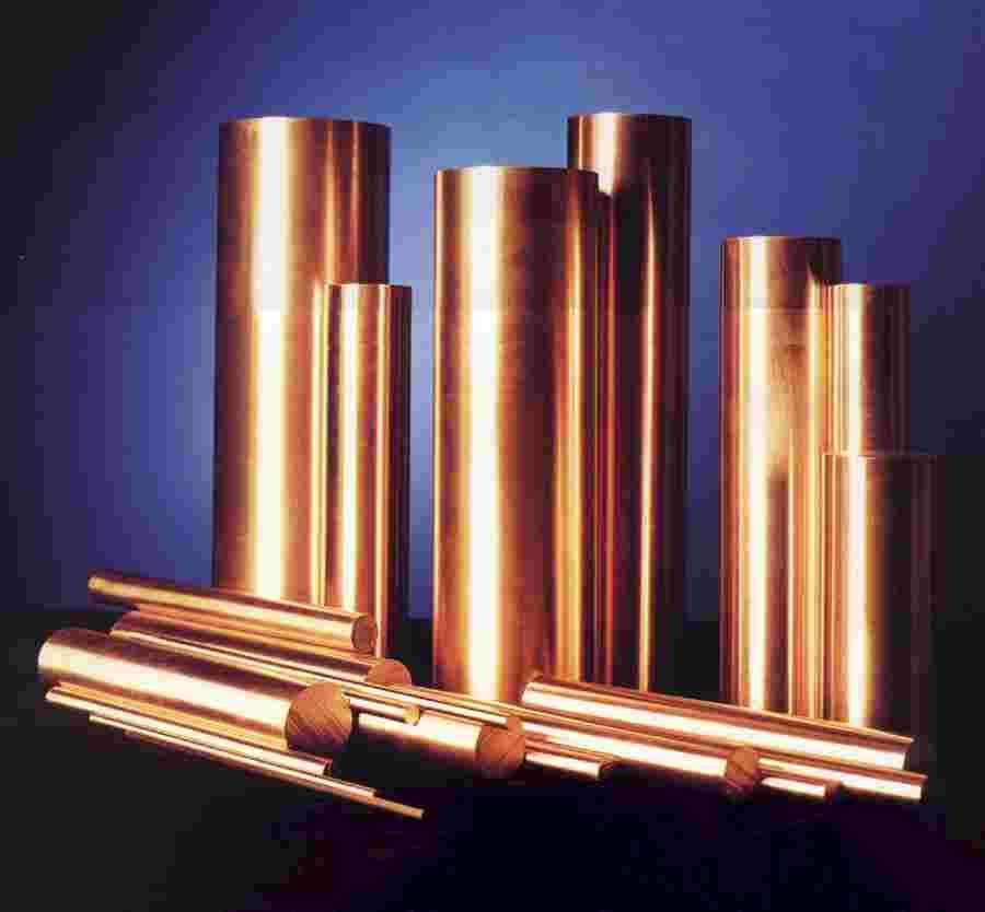 Leaded Beryllium Copper Alloys (CuBe2Pb-C17300)