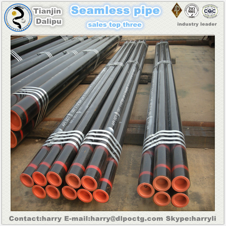 Hot selling API 5L line pipe/ fox tube/oil casing