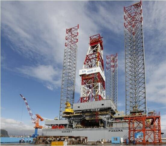 Offshore Project and Rig