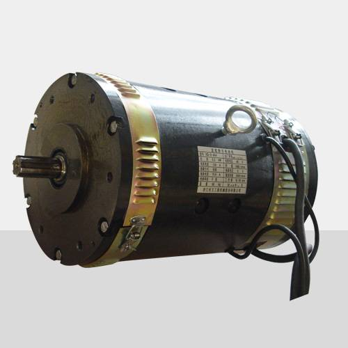 Forklift Parts Turning motor TCM FB20-7 18gear 48V/550W(S-1850-0059)