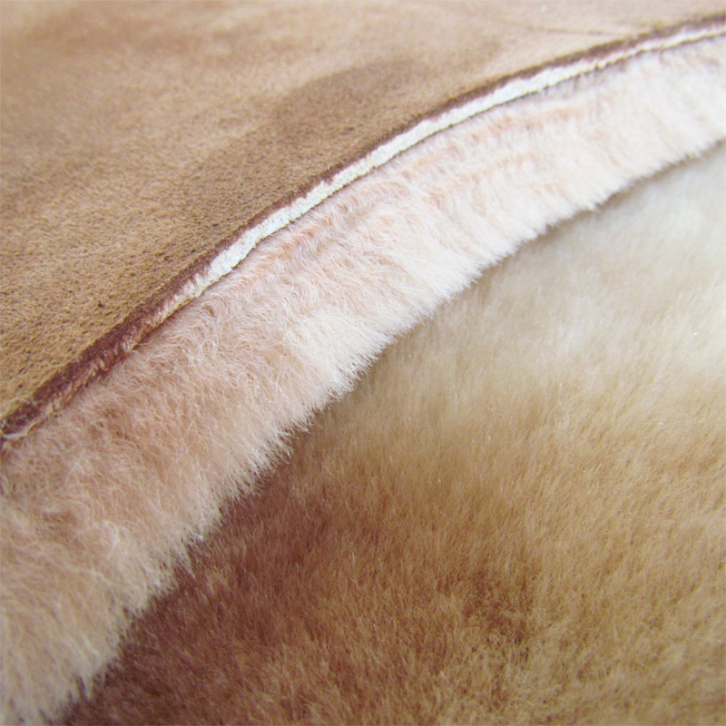 Double Face Sheepskin Shearling for Shoes
