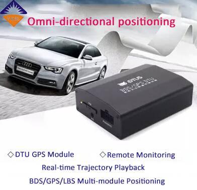 VK-D11 GPS+GPRS Industrial Intelligent DTU Positioning Terminal GPS Positioner/Tracker TTL/RS485 OEM