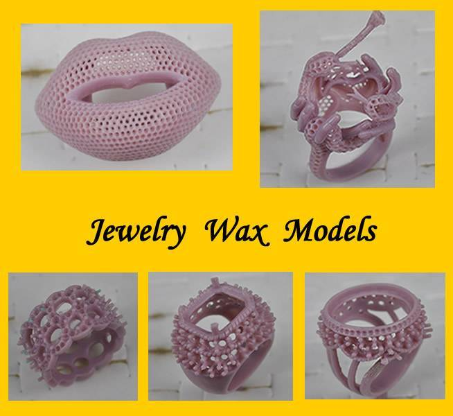 jewelry wax models