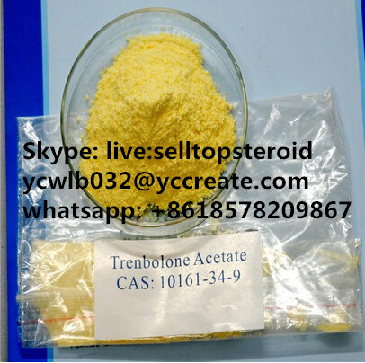 99% Trenbolone Acetate Bulking Bodybuilder Steroid Cycle CAS 10161-34-9