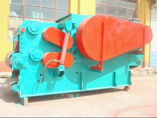 Drum Chipper KJBX-318 (Enhanced,without foundation pit)