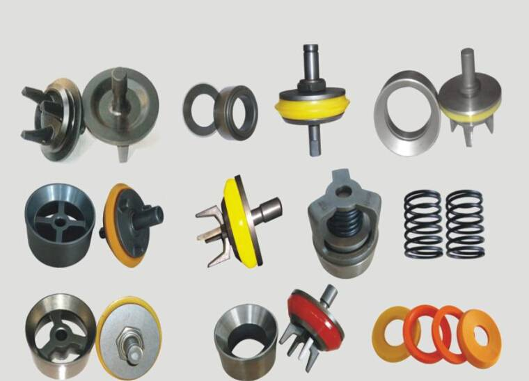 mud pump and spare parts