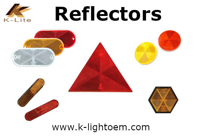 Reflex Reflector Retro Reflector