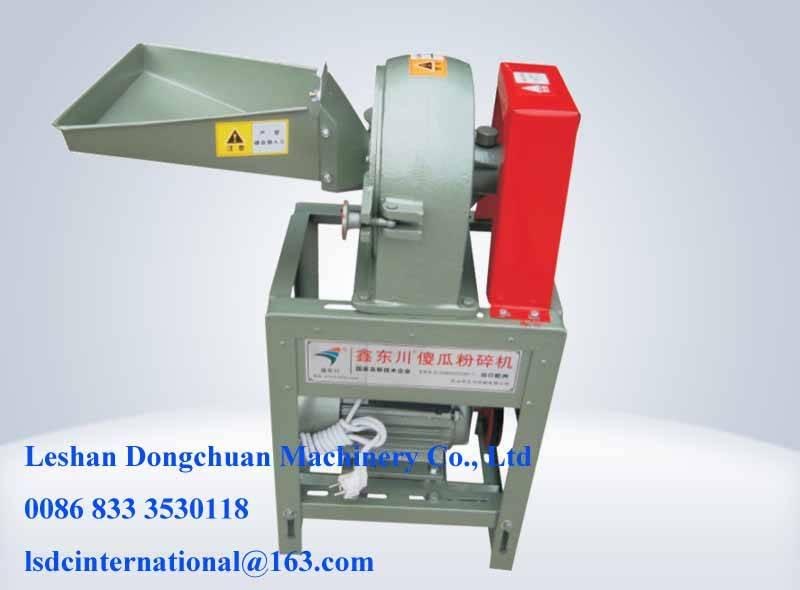 Feed processing machinery, crusher machine, powder maker