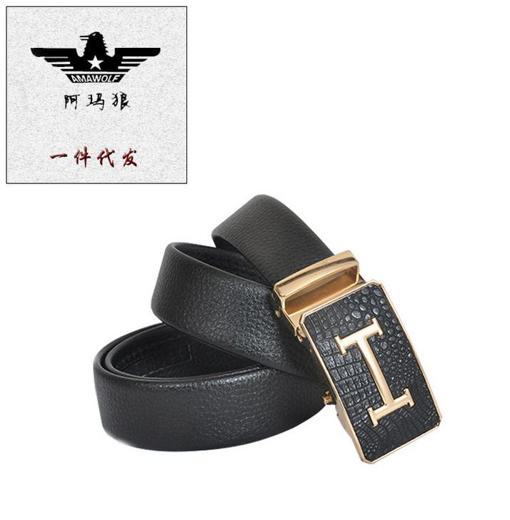 hot product NO3 of leather belt for man