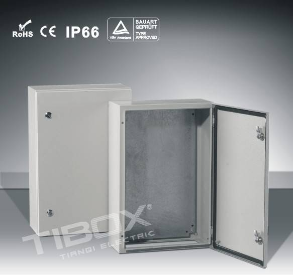 (ST) Steel Wall Mount Enclosure