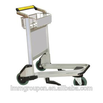 luggage trolley parts for airport LMM