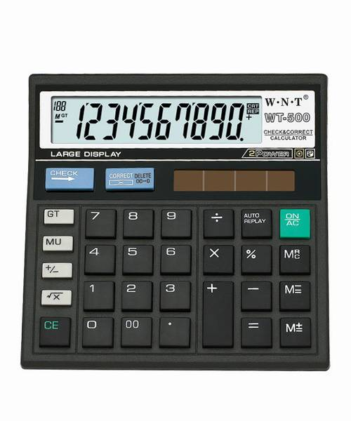 Promotion Calculator with good Quality (WT-500)