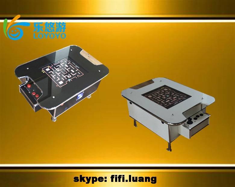 Slot Game Machine Game Cabinet Metal Game Cabinet Cocktail Game Machine