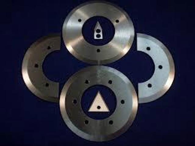 Multivac circular Knives for Packaging Industry