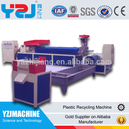 Plastic recycling granulator extrusion companies